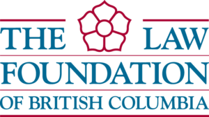 The Law Foundation of BC logo