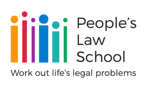 People's Law School - Work out life's legal problems